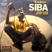 "Album Cover Of ""SIBA\"" released on (06-09)"