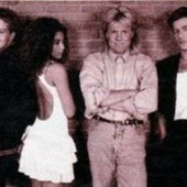 Frank, Jeannie, Didi & Achim.