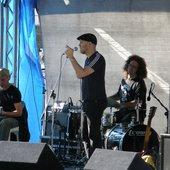 Collard Greens & Gravy at Blues on Broadbeach QLD 2009