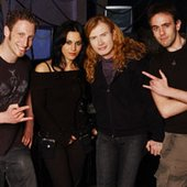 Megadeth & Cristina Scabbia
