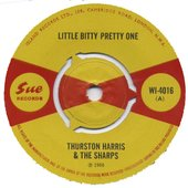 Thurston Harris & The Sharps