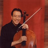 Yo-Yo Ma; The Amsterdam Baroque Orchestra; Ton Koopman, conductor and organ