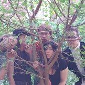 Through Tree