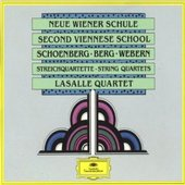 String Quartets of the Second Viennese School