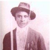 Amédé Ardoin around 1912