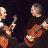 Julian Bream and John Williams