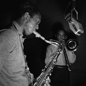 Jimmy Heath and J.J. Johnson