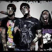 Zombieversion der Callejonboys