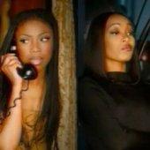 Monica and Brandy
