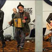 The Singing Loins | Folk Against Facism | RAFA Club Chatham | May 2010