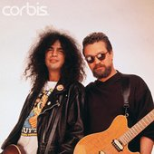 Eddie & Slash 1995