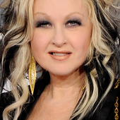 Cyndi Lauper Grammy 2012