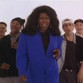 Whoopi Goldberg & The Cast