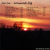 Lost Love (Instrumentals Only)