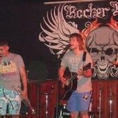Выступление в Rocker Bar (Минск)