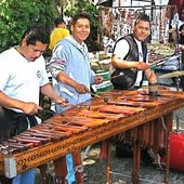 Mexicani Marimba band