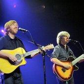 Trey Anastasio And Mike Gordon