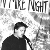 Kevin Dellinger Open Mike Night - 1992