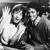 Michael Jackson & Paul McCartney