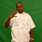 C-Bo, West Coast, L.A., blu leaf clothing