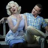 Megan Hilty & Will Chase