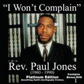 Rev. Paul Jones