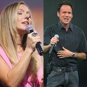 Julie Masse & Corey Hart