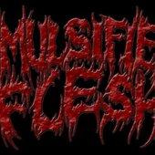 Emulsified Flesh - Logo