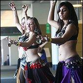 The Belly Dance Ensemble