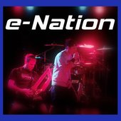 S. Richardson , J. Sabarese [ S. Everhart, drums ] E-Nation @ Crowbar, PSU