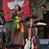 XBloome live @ Sackgassenfest, September 2008, Wien