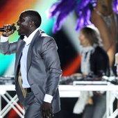 Akon World Music Awards 2010