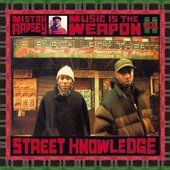 Music Is The Weapon Vol.1 - Street Knowledge