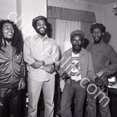"Bob Marley & Lee ""Scratch"" Perry"