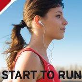 Start to run 0-5 km