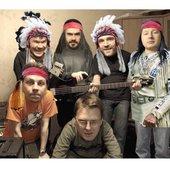 Все индейцы, один - Сурков