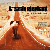 Kosmic Elephant cover-front