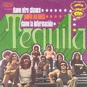 Portada del disco Tequila (1971), homónimo de la banda