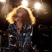 Pentagram live at Hole In The Sky (2009)