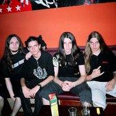 The Band (November, 2007)