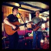 David Ellis playing at Malcfest 2013