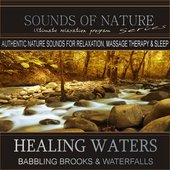 Calming Babbling Brook for Stress Relief