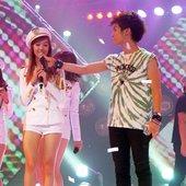Jonghyun & Jessica