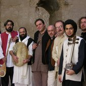French-Iranian ensemble for Kurdish, Persian & medieval music dialogue