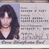 Hannah Fury
