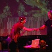 live @ stille disco / Lantaren Venster dec. 2007