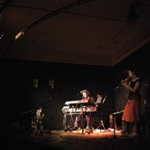 Cabaret of the Dead with Kelly Ruth - Ragpickers - Winnipeg