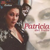 Patricia del Valle - cover art