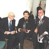 Elmer, Merle & Christophe
