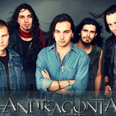 Andragonia 2012 Line up